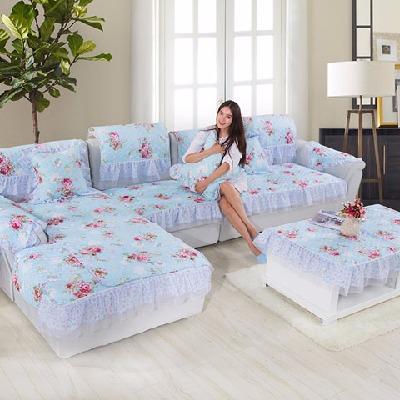 沙发垫欧式木沙发床沙发海绵垫加热坐垫垫四件套木垫套装万能套客