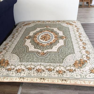 欧式地毯客厅地毯欧式地中海风格卧室茶几地毯