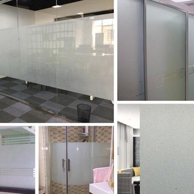 纯磨砂玻璃贴膜磨砂玻璃贴膜防水窗花纸窗贴磨砂贴纸浴室卫生间