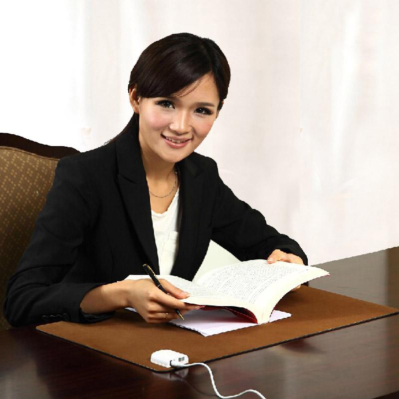 发热垫暖桌垫暖桌宝书写垫暖手桌垫办公桌加热桌垫写字电热板办公