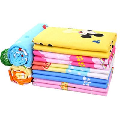 纯棉布料宝宝透气防水隔尿垫月经姨妈垫老人护理垫可洗