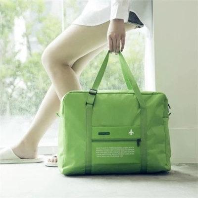 旅游出差折叠包手提便携行李箱整理包防水大容量衣物旅行收纳袋女